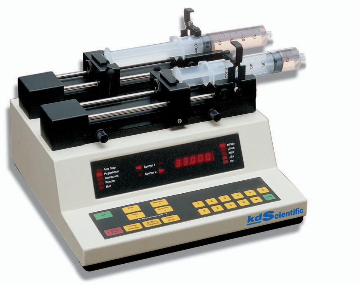 KD Scientific KDS Gemini 88 Dual Rate Syringe Pump