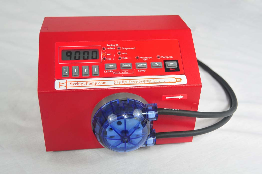 New Era NE-9000 Programmable Peristaltic Pump
