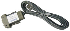 Pump-to-PC Primary Network Cable for New Era Pumps