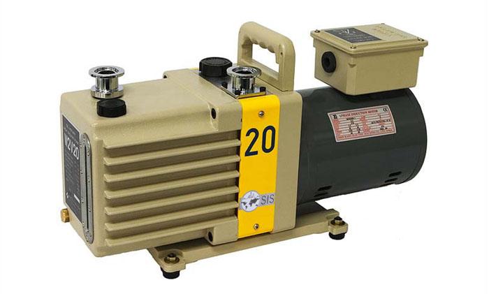 Sis W2v20 7 Cfm Two Stage Rotary Vane Pump