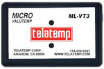 Telatemp Temperature Data Loggers - Micro Valuetemp Temperature Logger VT-3