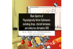 Wiley Mass Spectra of Physiologically Active Substances: Drugs, steroid hormones, and endocrine disruptors 2011
