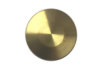 Blank Flanges in Brass, Aluminum and Stainless