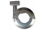 Quick Flange Clamp, Aluminum or Stainless