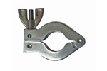 Wing-Nut Aluminum Clamp