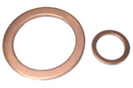 Copper Gaskets for Vacuum Flanges