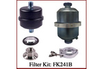 SIS All-In-One Pump Filter Kit for Pfeiffer