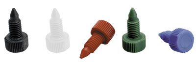 VICI Nylon Column End Plugs