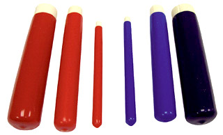 Spun Fiberglass Cleaning Brushes
