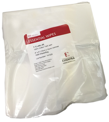 Disposable Lint Free Essential Cloths/Wipes