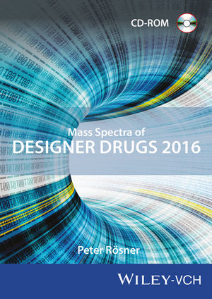 Wiley Mass Spectra of Designer Drugs 2016