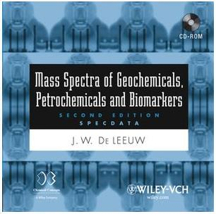 Wiley Mass Spectra of Geochemicals, Petrochemicals and Biomarkers, 2003