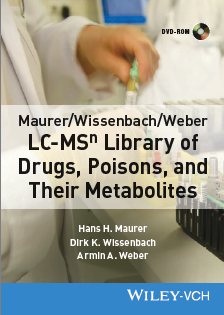 LC-MSn Library of Drugs, Poisons and Their Metabolites, 2014