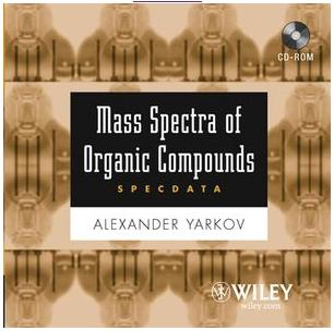 Wiley Mass Spectra of Organic Compounds (SpecData) - 2004