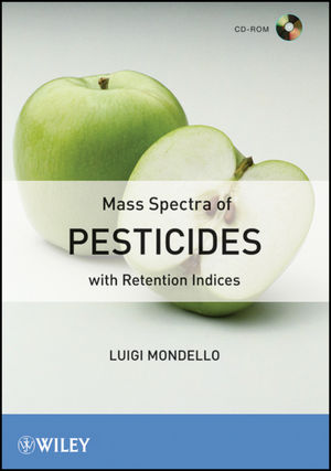 Wiley - Mass Spectra of Pesticides with Retention Indices 2011