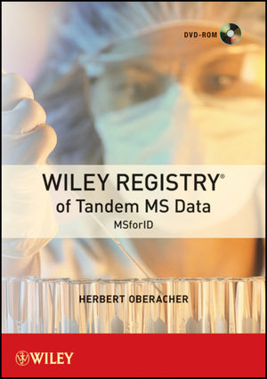Wiley Registry of Tandem Mass Spectral Data, MSforID