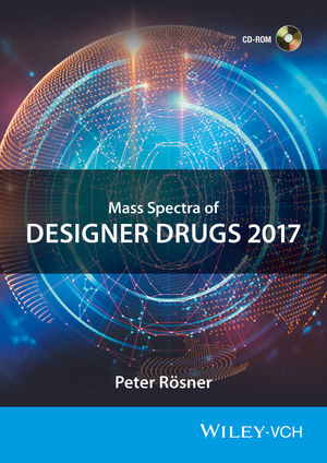 Wiley Mass Spectra of Designer Drugs 2017