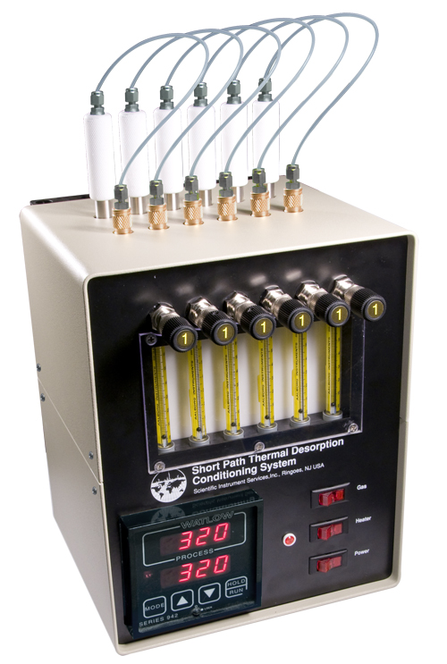 Thermal Desorption Conditioning Oven - 6 Tube