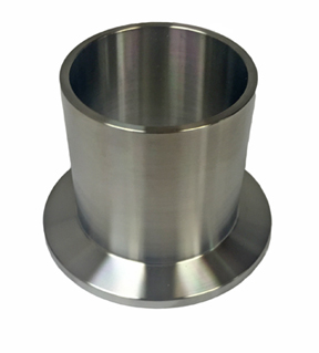 Long Butt Flange In Stainless and Aluminum