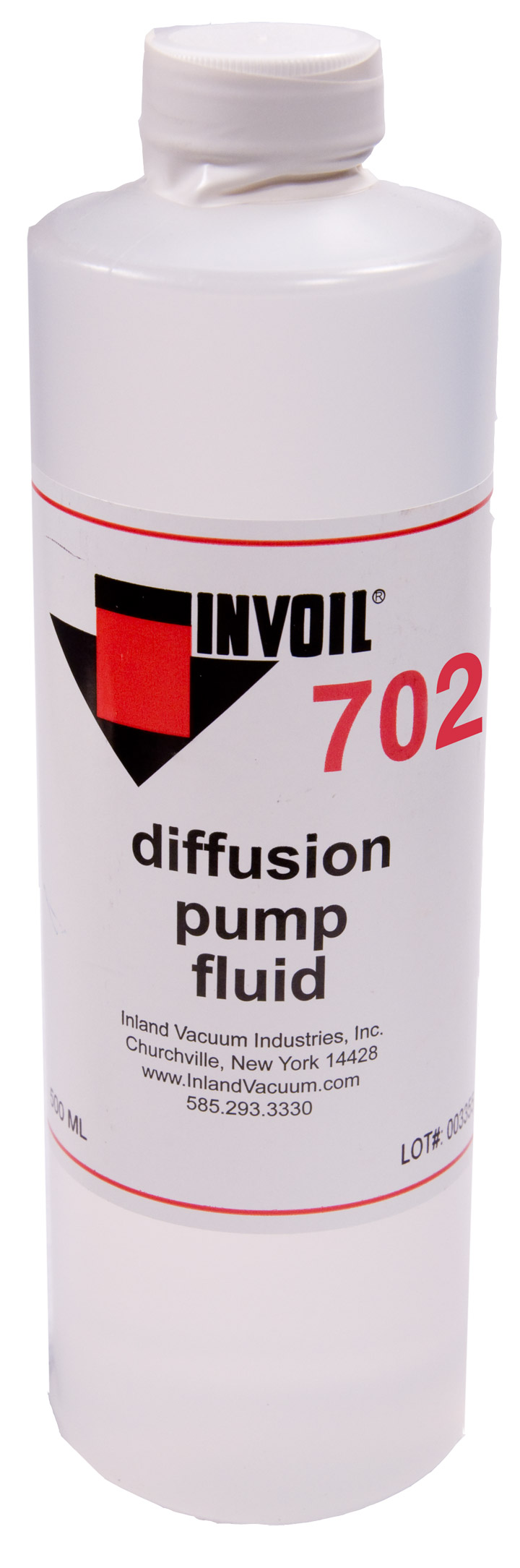 INVOIL® 702 Diffusion Pump Fluid