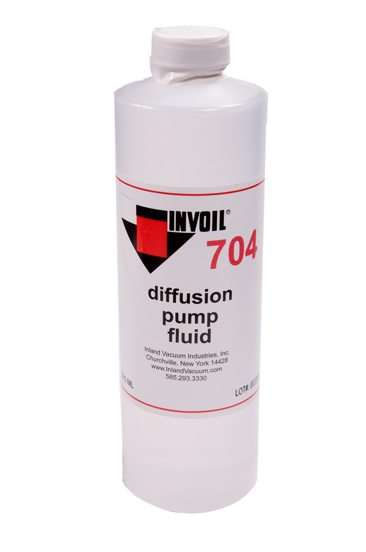 Invoil 704 Diffusion Pump Fluid